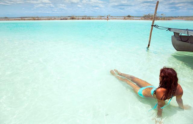 Asombrosas fotos de bacalar quintana roo for Hotel luxury en bacalar