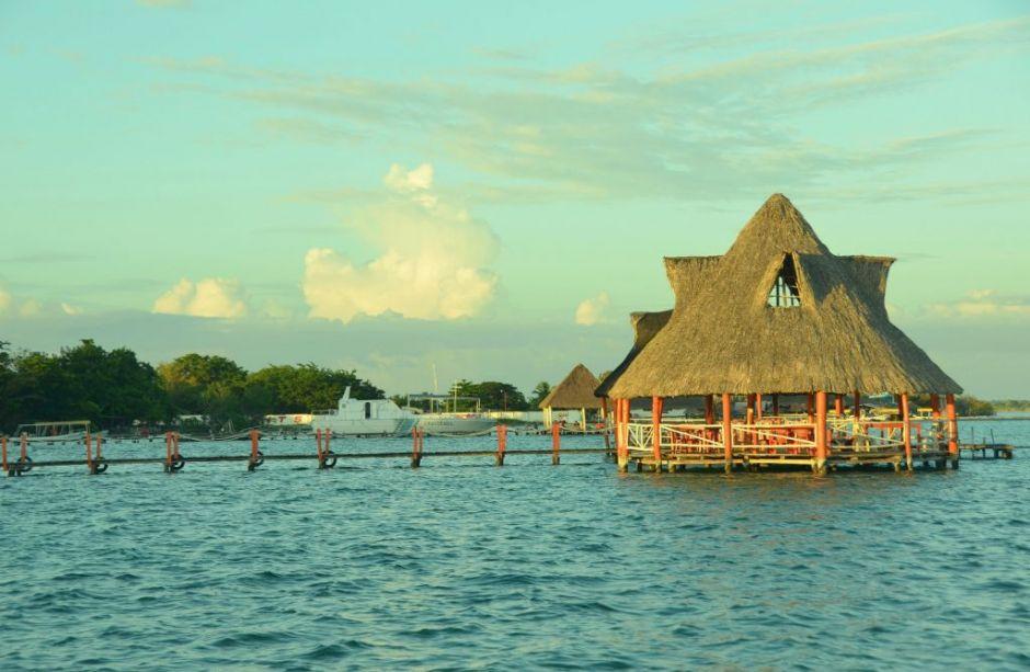 Bonito Paisaje de Bacalar Quintana Roo