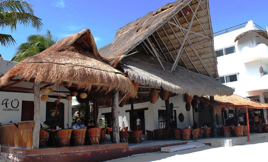 Mejores Hoteles de Mahahual 40 Cañones
