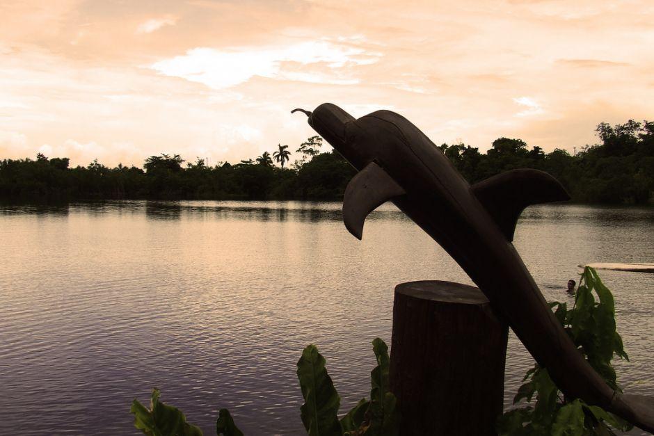 Cómo llegar al Cenote Azul