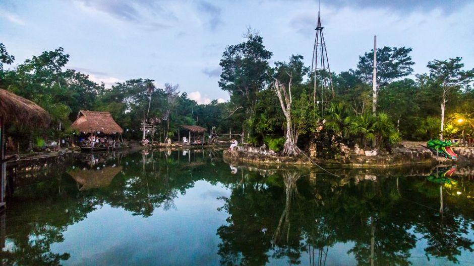Cenotes y Lagunas tulum