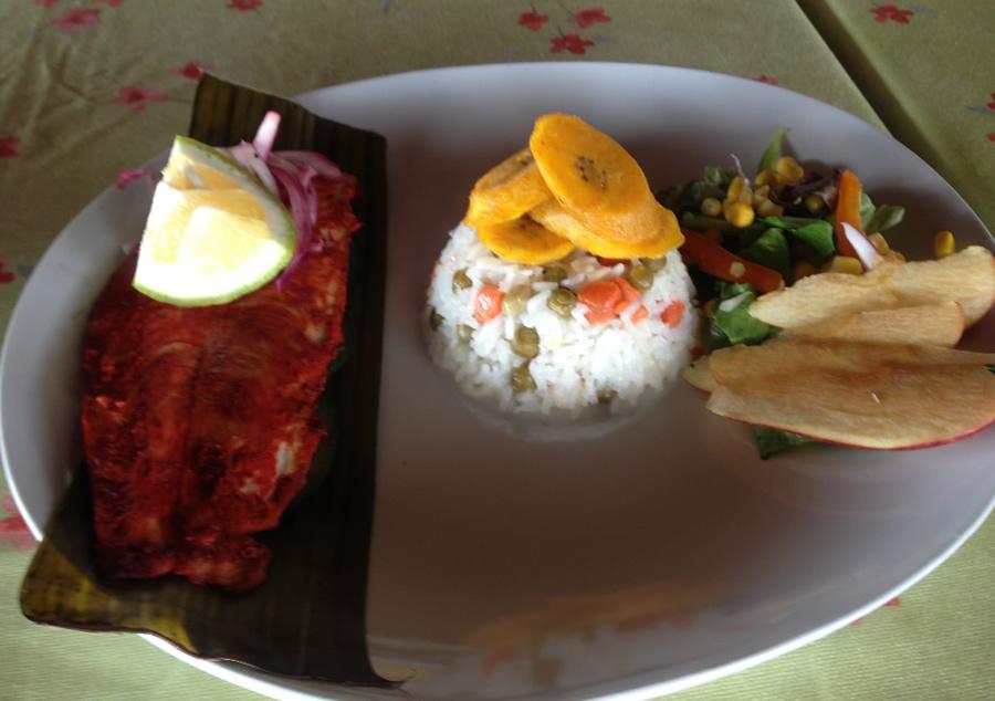 Gastronomía de Bacalar