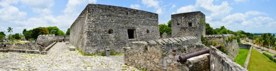 Historia del fuerte de san felipe bacalar