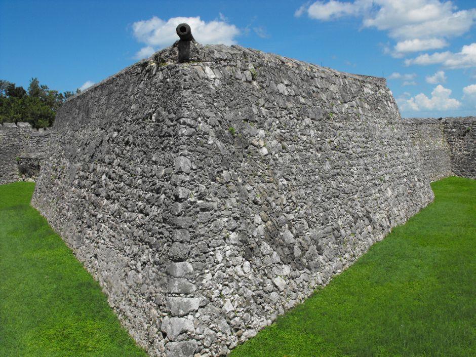Historia del fuerte de san felipe bacalar estructura