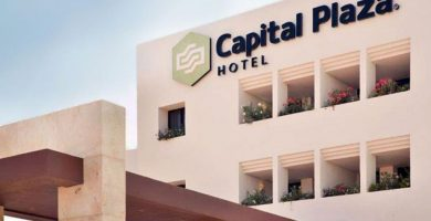 Hotel Capital Plaza en Chetumal