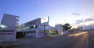 Hotel Casa Blanca en Chetumal