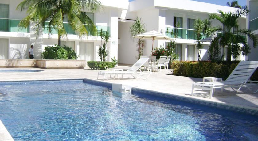 Hotel Los Cocos en Chetumal atracion