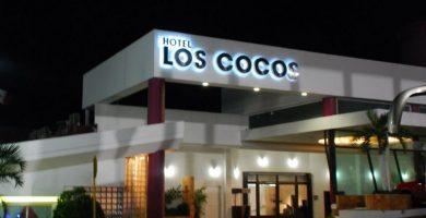 Hotel Los Cocos en Chetumal como llegar