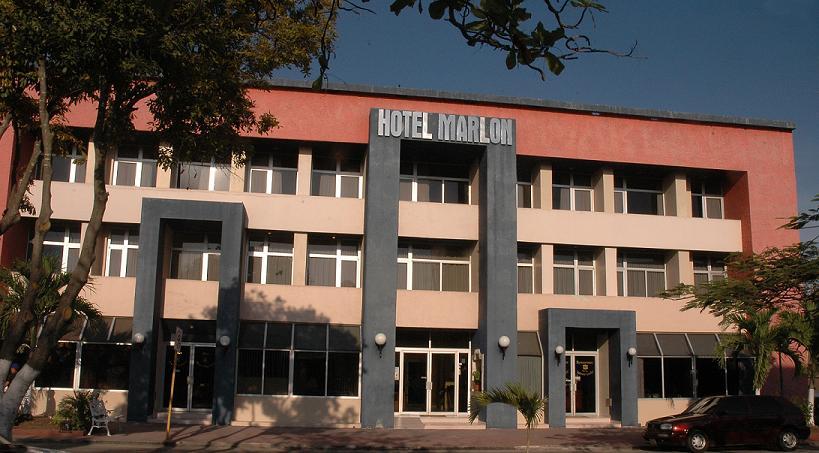 Hotel Marlon en Chetumal