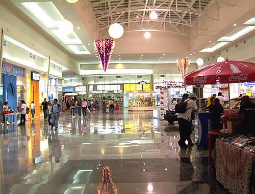 Ir de compras a Plaza las Américas