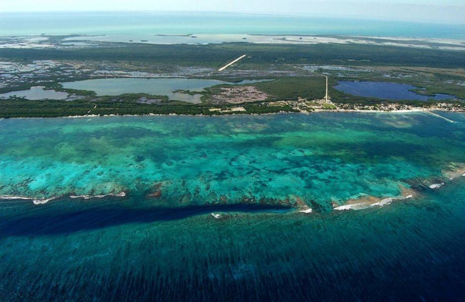 Parque Nacional Arrecifes de Xcalak