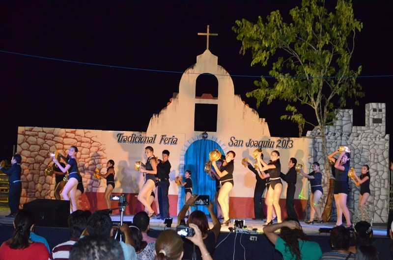 Que nos ofrece la Feria de San Joaquín de Bacalar
