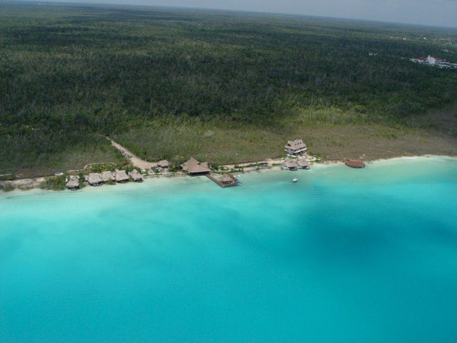 tours en Bacalar selva maya