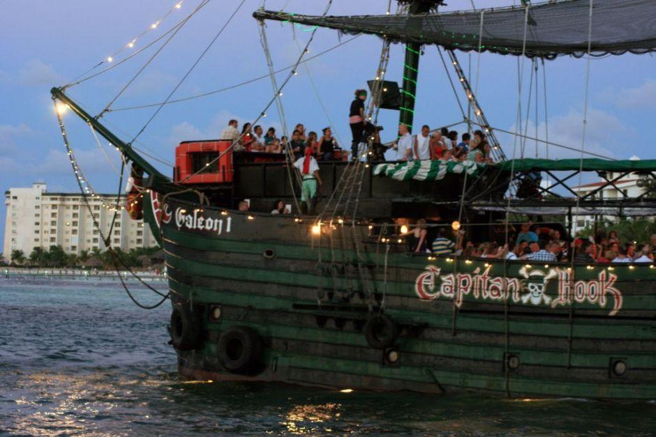 Capitán Hook Cancún