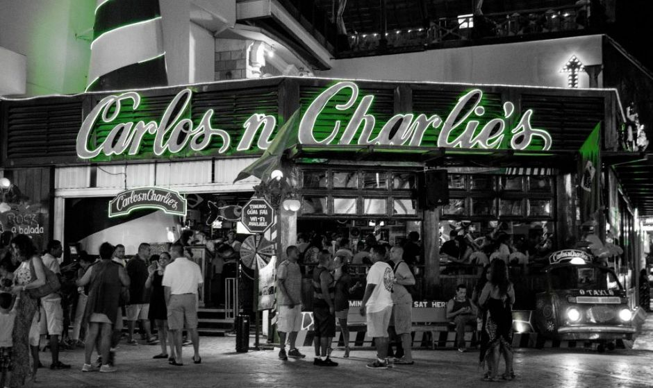 Carlos'n Charlie's Cancún