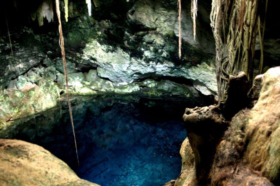 Cenote Chak Zinik