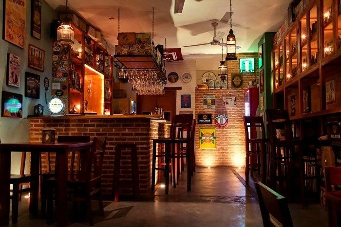 bares en Playa del Carmen