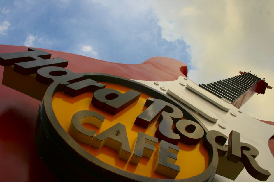 Hard Rock Café Cancún