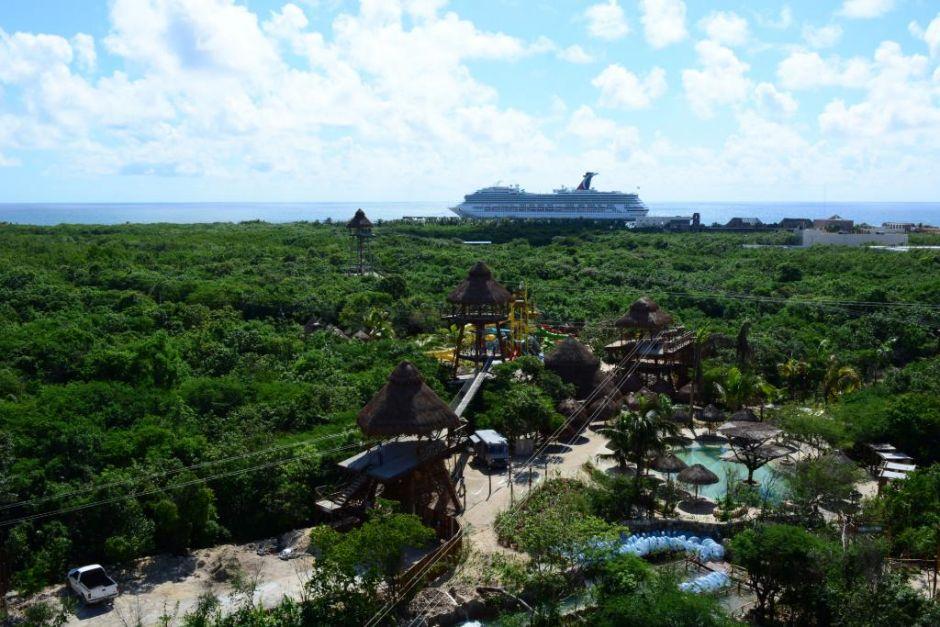 Leyendas y curiosidades sobre el parque Lost Mayan Kingdom