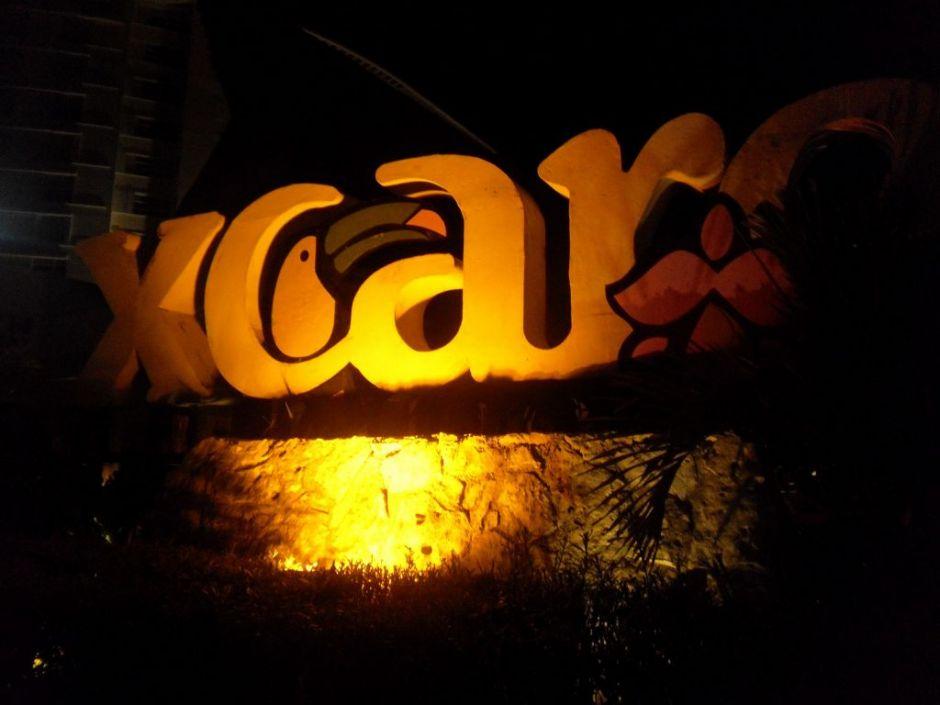 Parque Xcaret