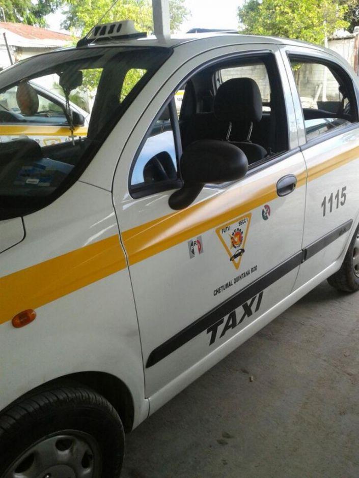 Taxis Bacalar