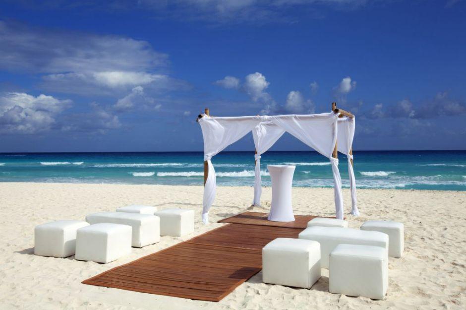 The Westin Lagunamar Ocean Resort boda