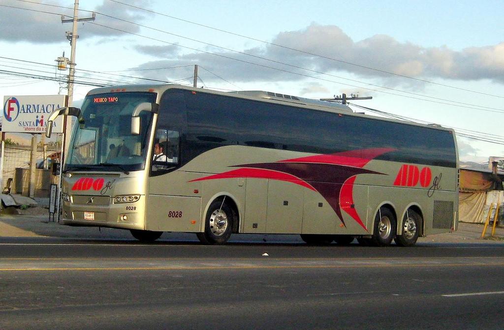 Viajar en autobús hasta Chetumal