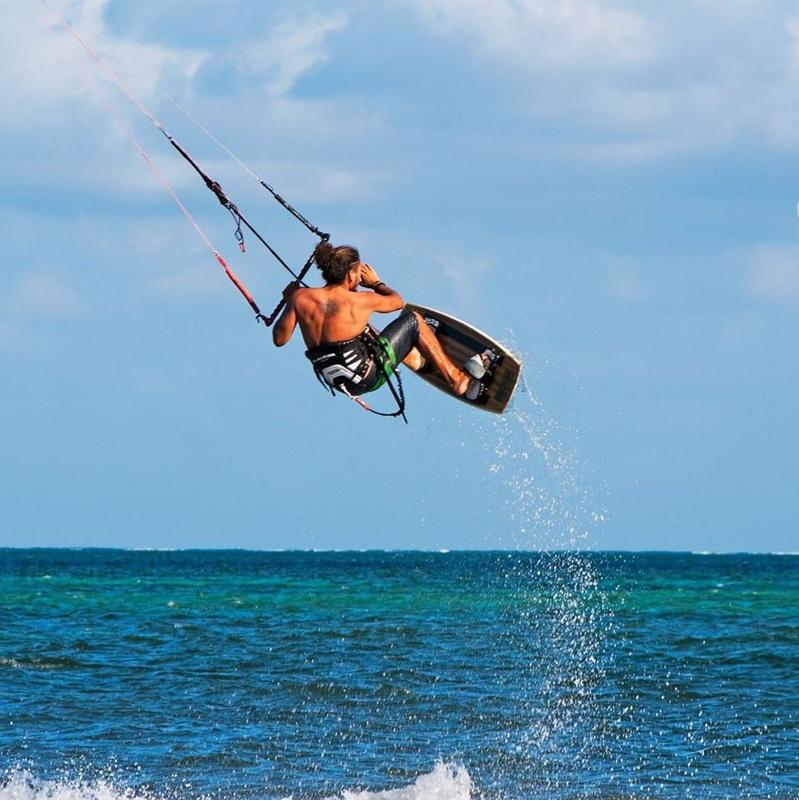 Kimex kiteboarding