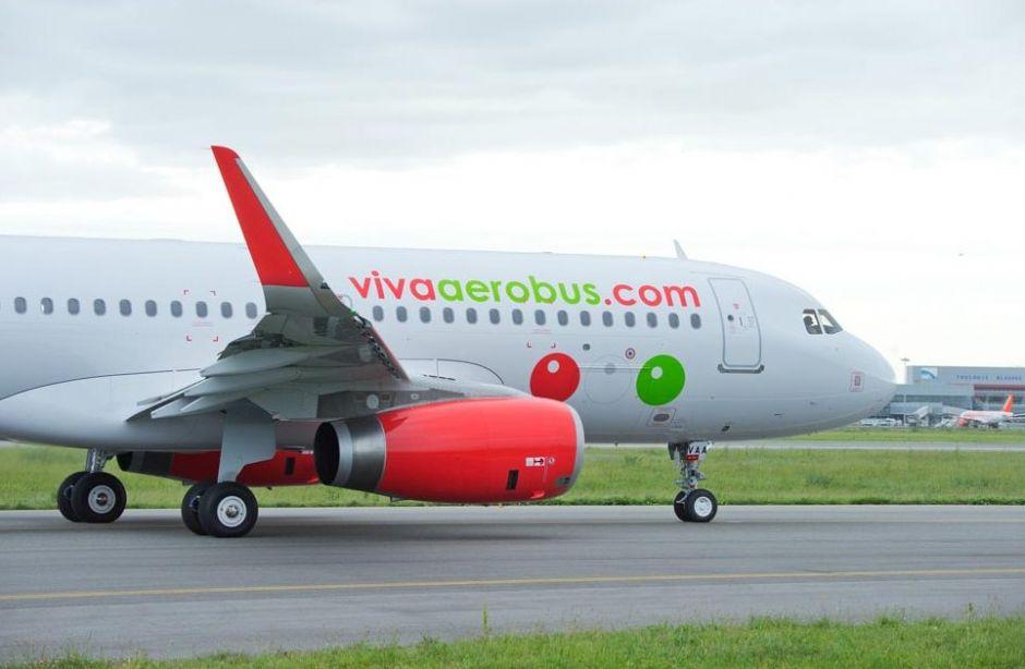 Aerobús con destino a Mérida