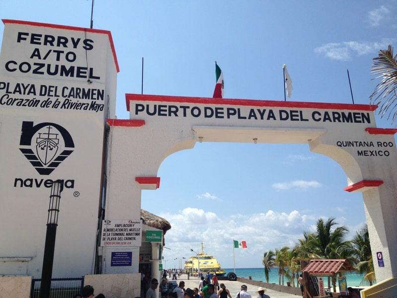 Cómo Llegar A Cozumel Desde Cancún O Playa Del Carmen