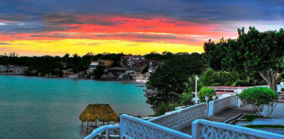 Hoteles en bacalar top 7 menteurbana for Hotel luxury en bacalar