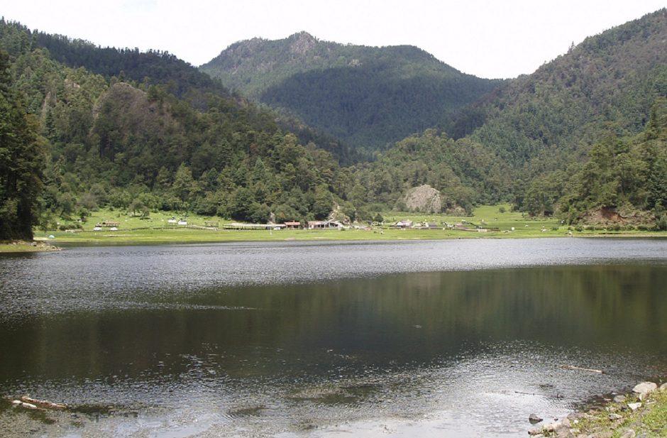 Parque Nacional Lagunas de Zempoala, ME, MS