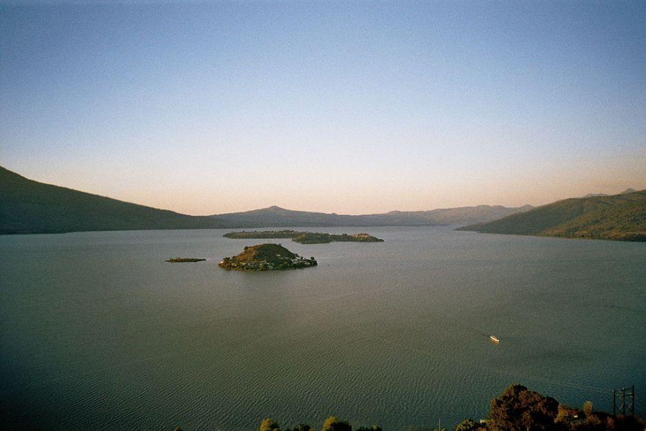 Lago de Pátzcuaro, Michoacán