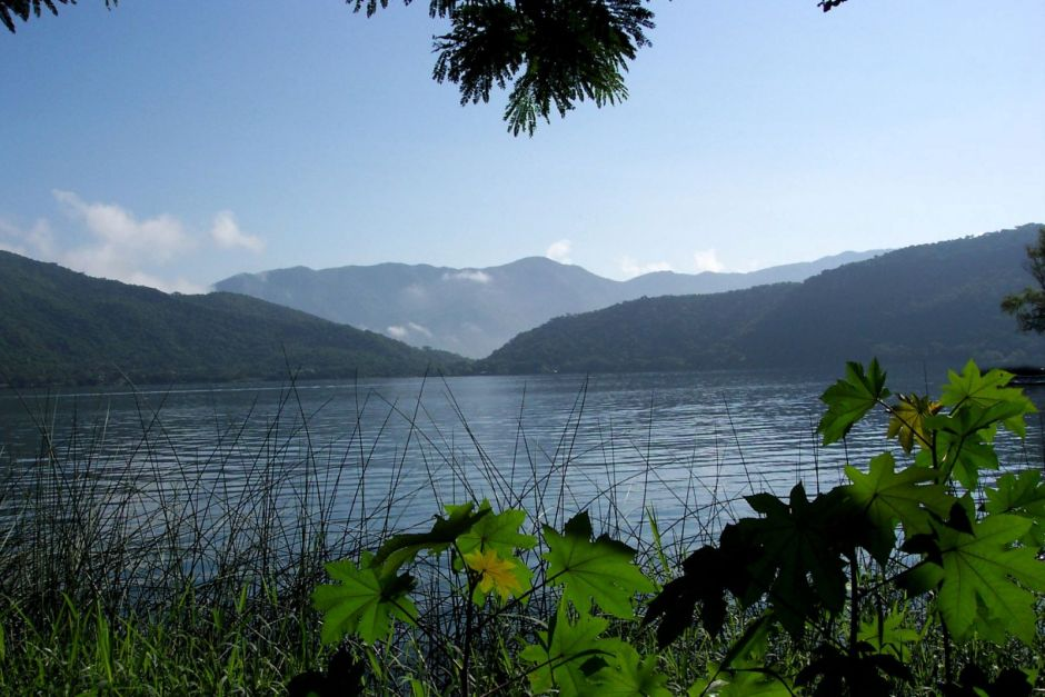 Laguna Santa María del Oro, Nayarit