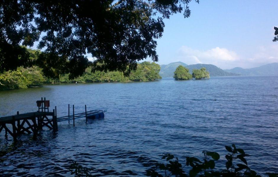 Laguna de Catemaco, Veracruz