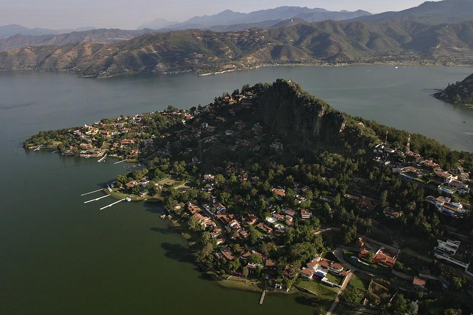 Laguna de Valle de Bravo, Estado de México