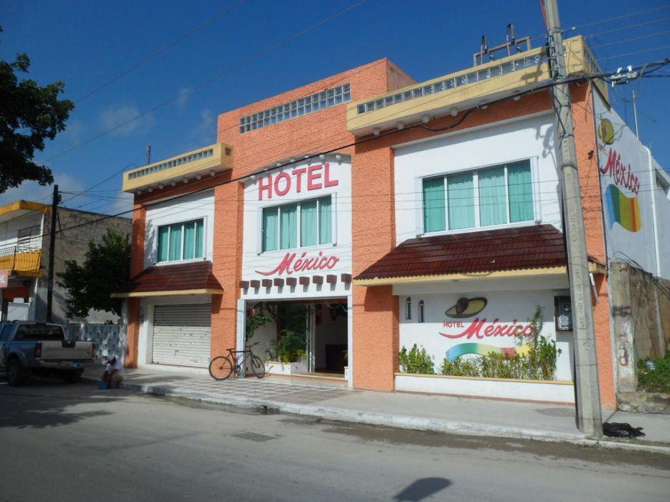 Hotel mexico chetumal