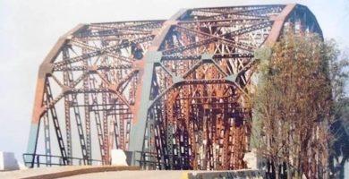 puente de fierro